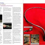 Artist Blacksmiths magazin cikk oldalak