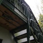 Lépcsőrács